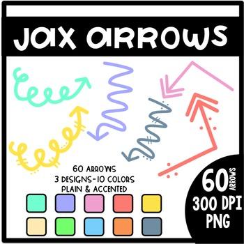 Arrows Mellow Colored