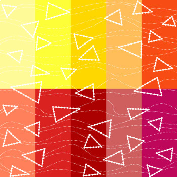 Arrows Papers, Digital, Printable, Scrapbooking, Background Paper, 50 colors