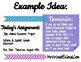 Arrows & Sticky Notes ClipArt - Personal & Commercial Use for Digital Resources!
