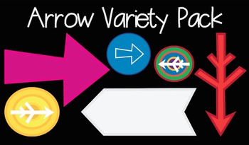 Arrows Variety Pack