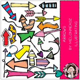 Arrows clip art - COMBO PACK- by Melonheadz