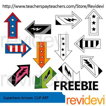 Arrows clip art FREE
