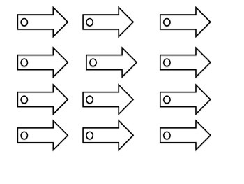 Arrows for spinner games