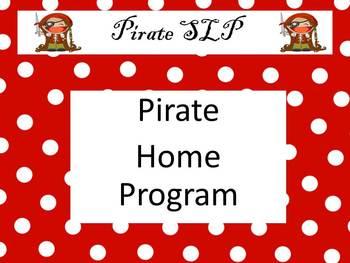 Arrr! A Home Program