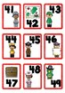 Pirate Themed Number Cards 1-100