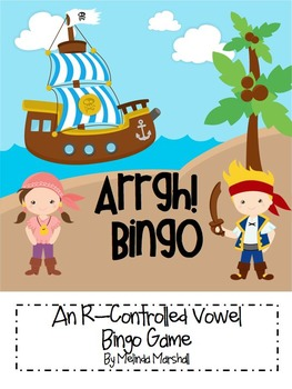Arrrgh! Bingo- An R-Controlled Vowel Bingo Game