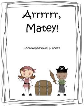 Arrrr, Matey!