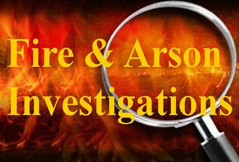 Arson Analysis