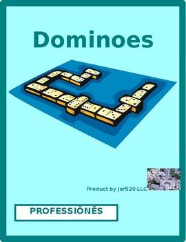 Artēs (Professions in Latin) Dominoes