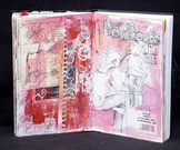 Art 1 Sketchbook Assignments by 6 weeks