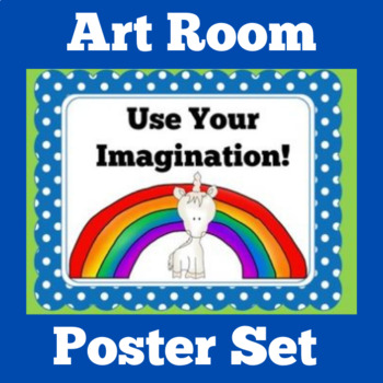 ART CLASS POSTERS