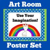 Art Classroom Posters | Printable