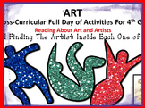 Art:  A Full Day of Activities About Art and Artists
