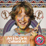 Art A La Carte: Cultural Art Gr. 4-7