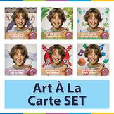 Art A La Carte SET Gr. 3-7