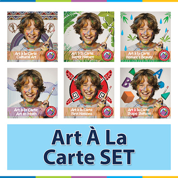 Art A La Carte SET Gr. 3-7