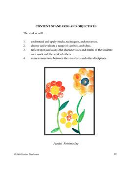 Art Activities: Creativity in Bloom