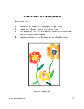 Art Activities: Creativity in Bloom