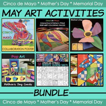 Memorial Day and other May Activities