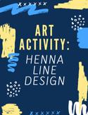 Art Activity: Henna Art Design