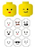 Art Lesson: LEGO man/woman wants a job