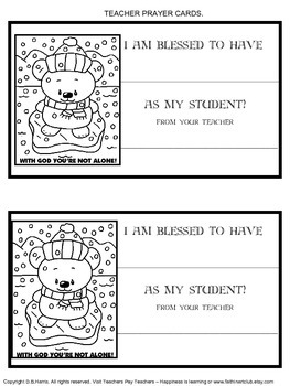 Art Activity Printables - With God You're Not Alone!