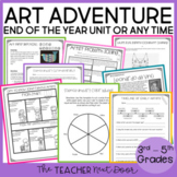 End of the Year: Art Adventure Unit |Art Adventure Unit