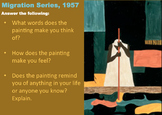 Art- African American Artist Bundle: Jacob Lawrence AND Romare Bearden