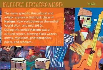 Art- African American Artist Bundle: Jacob Lawrence AND Romare Bearden