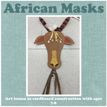 Art: African Masks