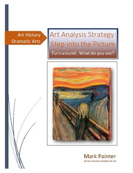 Art Analysis Strategy: Step into the Picture