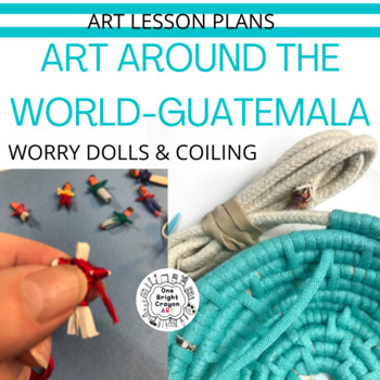 Art Around The World - Guatemala Art Lessons