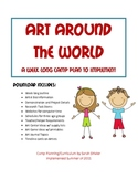 Art Around the World: Famous Artists, Journals, Centers, Games & More