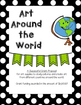 Art Around the World (Grant Proposal)