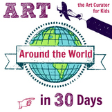 Art Around the World in 30 Days eBook