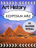 Art History - Egyptian Art
