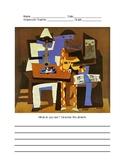 Art Assessment - Describe the Artwork