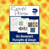 Art Assessment SGO - Principles of Design