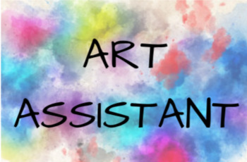 Art Assistant Badges
