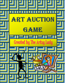 Art Auction Game-Math Skills Integrated
