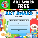 Art Award FREE