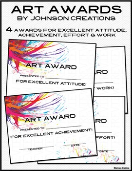 Art Awards