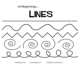 Art Beginnings... Lines Bundle