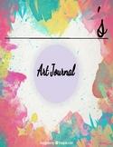 Art Bell Ringer Journal - Second Semester