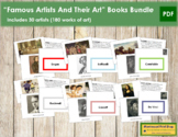 Art Books Bundle (color borders)