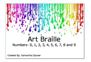 Art Braille Game