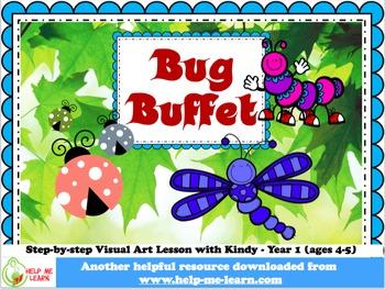 Art: Bug Buffet