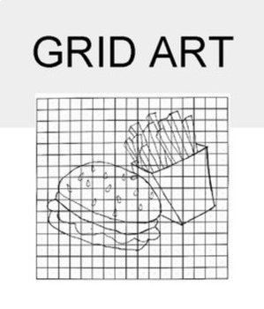 Art Bundle: One, Two Point Perspective, Grid & Negative