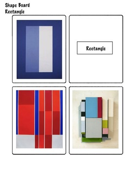 Art Elements... Bundled Art Elements Task Cards (Color, Lines, Shapes, Texture)