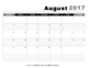 Art Calendar Project: Academic Years 2017 through 2022 (FIVE Years)